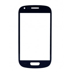 Samsung Galaxy S3 Mini i8190 - Tmavě (oblázkově) modrá dotyková vrstva, dotykové sklo, dotyková deska