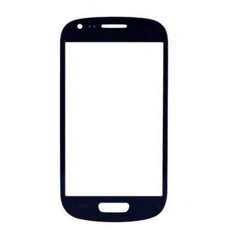 Samsung Galaxy S3 Mini i8190 - Dark (pebble) blue touch screen, touch glass touch panel