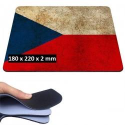 Podložka pod myš - vlajka - Česká republika