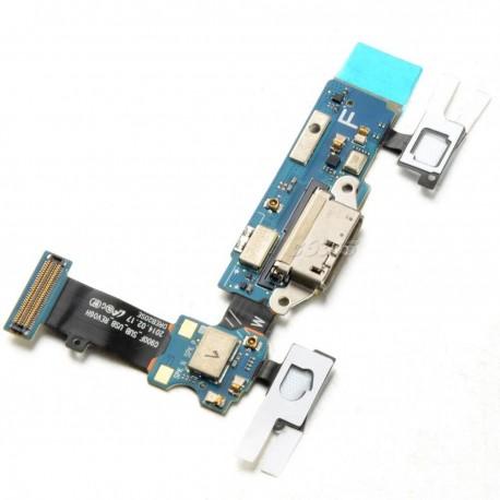 Samsung Galaxy S5 i9600 G900F – USB napájecí modul (dobíjecí port) – konektor + senzorová tlačítka