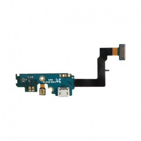 Samsung Galaxy S2 i9100 - USB power supply module (charging port) - flex connector +