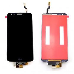 LG Optimus G2 D800 D801 - čierny LCD + dotyková vrstva