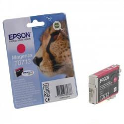 EPSON T0713 - červená - Originálne cartridge