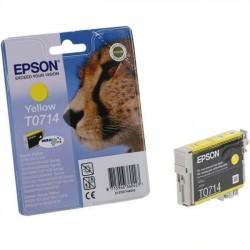 EPSON T0714 - žlutá - Originální cartridge