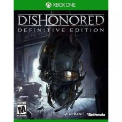 Dishonored (definitive edition) Xbox one