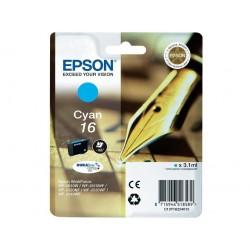EPSON T1622 - modrá- Originálne cartridge