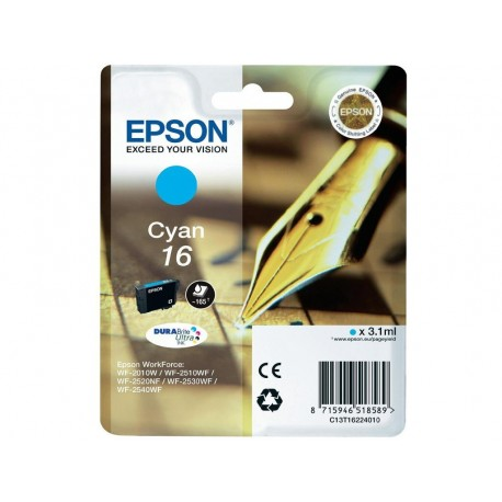 EPSON T1622 - blue - Original Cartridges