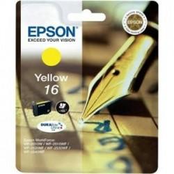 EPSON T1624 žlutá - Originální cartridge