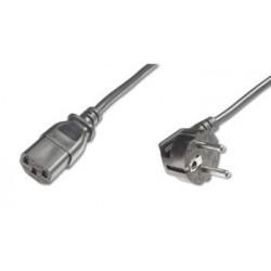 Napájací kábel k PC - 2,3m