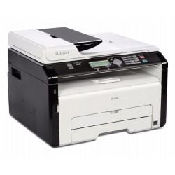 """RICOH SP 204SN Multifunkční zařízení """"3-v-1"""" ČB tisk, barevné skenování, tisk 22 str/min, 32MB, LAN, ADF"""
