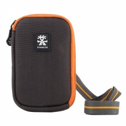 Bag Crumpler Proper Roady 90 - black/orange