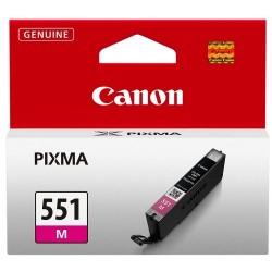 Canon CLI-551M - červená - originální