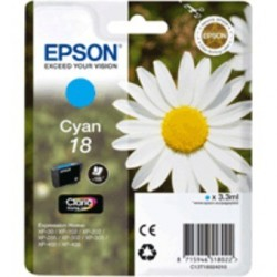 EPSON T1802 - modrá - Originální cartridge