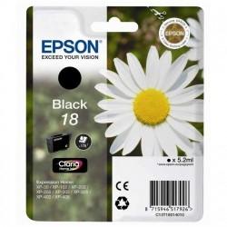 EPSON T1801 - černá - originální cartridge