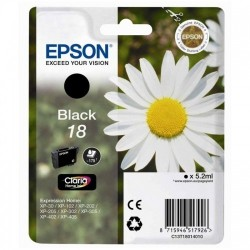 EPSON T1801 - čierna - originálna cartridge