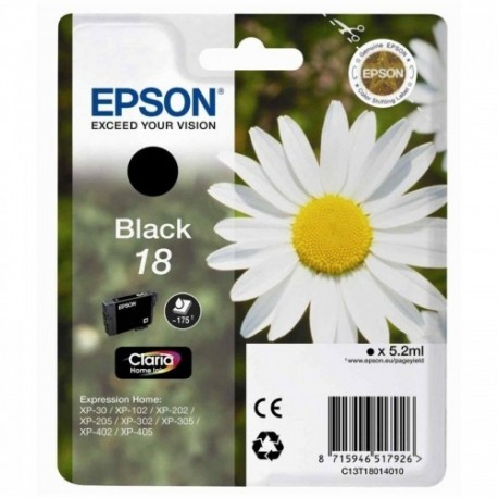 EPSON T1801 - black - original cartridge