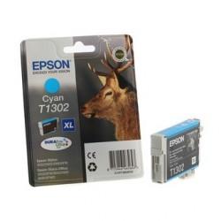 EPSON T1302 XL modrá - Originální cartridge