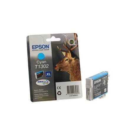 EPSON T1302 XL - blue - Original Cartridges
