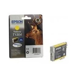 EPSON T1304 XL žlta - Originálne cartridge