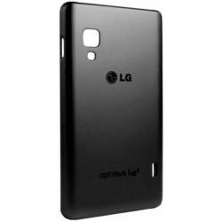 LG optimus L5 II - ochranný kryt - černý