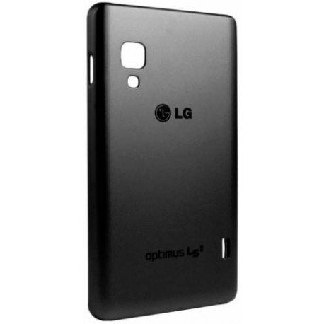 LG optimus L5 II - protective case - black