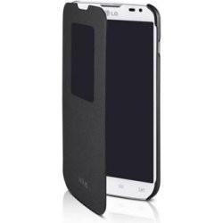 LG quick window CCF-400 - čierne ochranné puzdro
