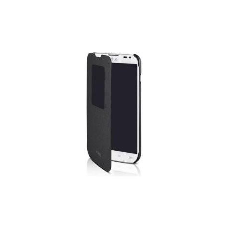 LG quick window CCF-400 - černé ochranné pouzdro