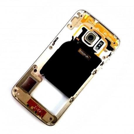 Samsung Galaxy S6 Edge metal side housing bezel