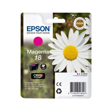EPSON T1803 - červená - Originální cartridge