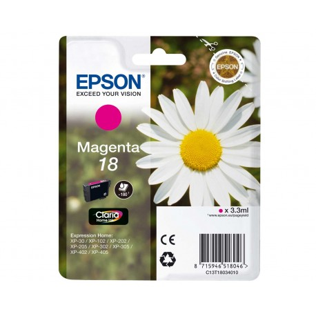 EPSON T1803 - red - Original Cartridges