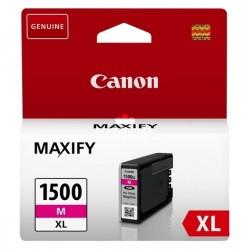 Canon PGI-1500XL M - originální červená