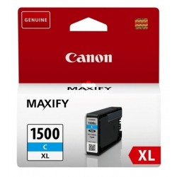 Canon PGI-1500XL C - originální modrá