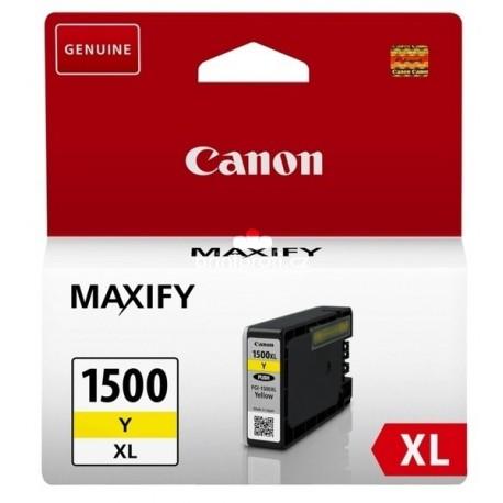 Canon PGI-1500XL Y - original