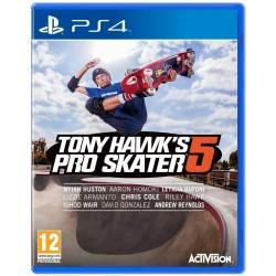 Tony Hawk`s Pro Skater 5 (PS4) - krabicová verze