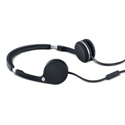 Urbanista Barcelona - Černá (sluchátka s mikrofonem)