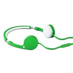 Urbanista Barcelona - Zelená (sluchátka s mikrofonem)