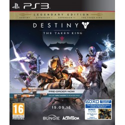 Destiny The taken king (PS3)
