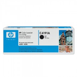HP C4191A - original toner - black