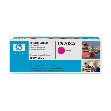 HP C9703A - original toner