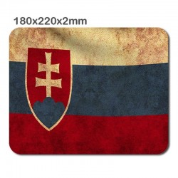 Mousepad - Flag - Czech Republic