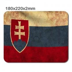 Podložka pod myš - vlajka - Slovensko