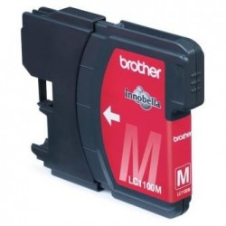 Brother LC-1100M Red - Red original cartridge