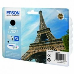 Epson T7021 Black XL - original cartridge