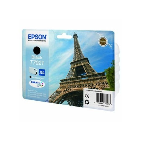 Epson T7021 Black XL - original cartridge