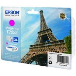 Epson T7023 XL - red - original cartridge