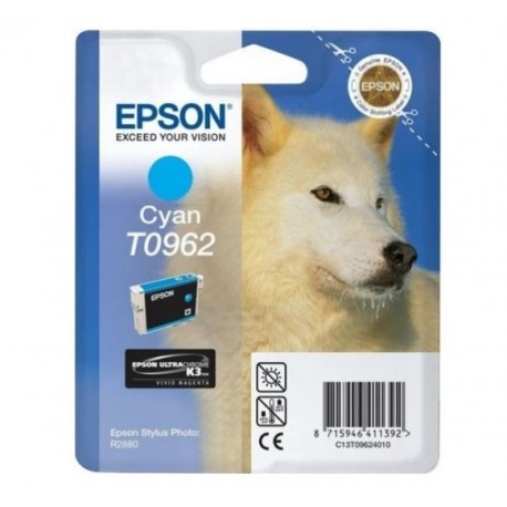 Epson T0962 - blue - original cartridge