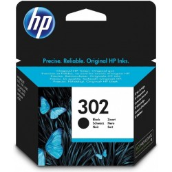 HP 302 (F6U66A) - tusze oryginalne