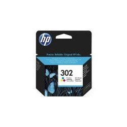 HP 302 (F6U65A) - Original Cartridge
