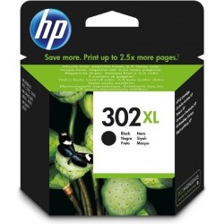 HP 302 XL Black (F6U68A) - Original Cartridge