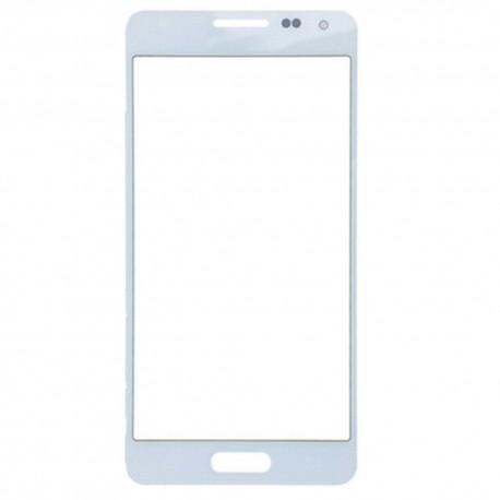 Samsung Galaxy Alpha G850 - Bílá dotyková vrstva, dotykové sklo, dotyková deska